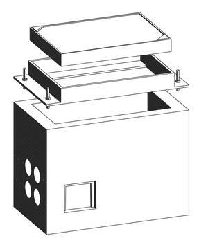 ms 80 40 bauer beton. Black Bedroom Furniture Sets. Home Design Ideas